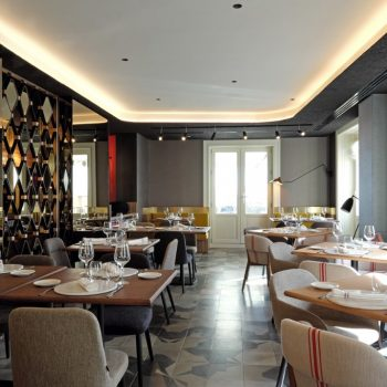 Restaurante 8ª planta - Picalagartos
