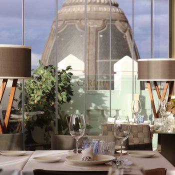 Mesas restaurante 8ª planta - Picalagartos