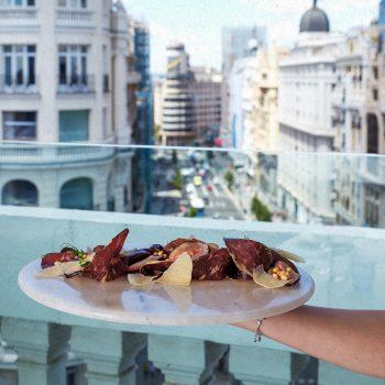 Plato restaurante Picalagartos